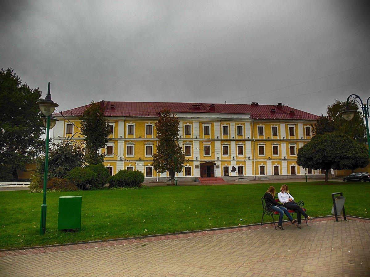 Музей «Могилевский областной краеведческий музей им. Е.Р.Романова»