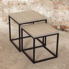 К серийному выпуску мебели в стиле «LOFT» приступил завод «Красный металлист»
