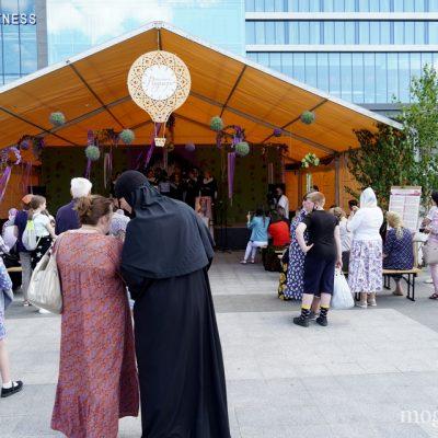 В Могилеве проходит православный фестиваль «Радость»