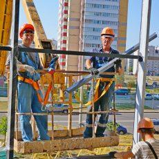 ОАО «Строительный трест №12» — ведущая организация строительной отрасли Могилевщины