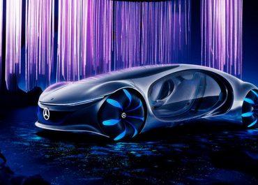 Mercedes-Benz представил управляемый силой мысли концепт-кар