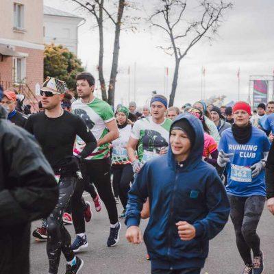 Идет регистрация на Могилевский Международный марафон