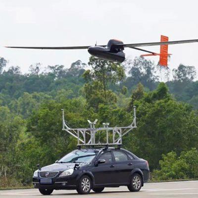 Мировой рекорд по времени полета дрона установлен в Китае
